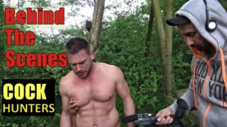 GAY COCK HUNTERS – Behind The Scenes