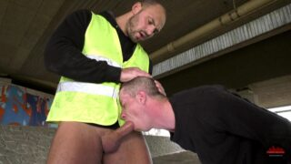 COCK SNATCHER – Gay hardcore video with Thomas Friedl and Mirko Heres