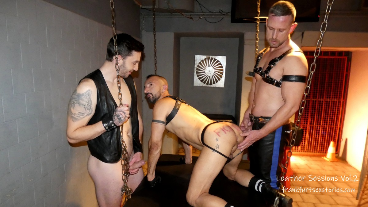 leather sessions vol2