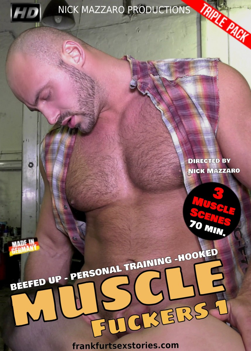 MUSCLE FUCKERS VOL.1