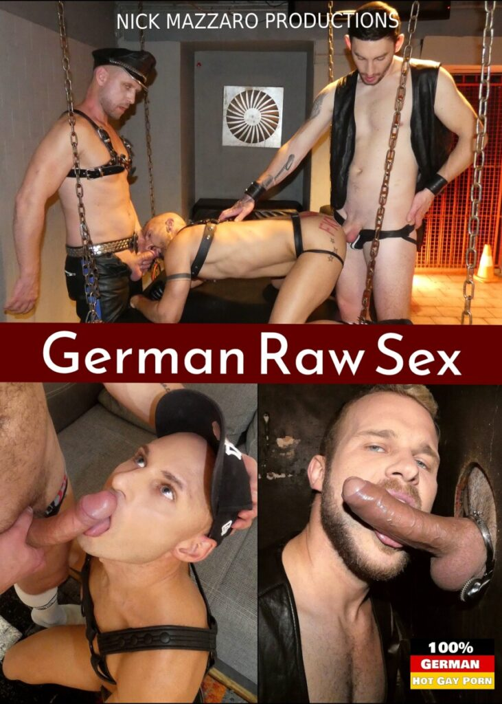 GERMAN RAW SEX