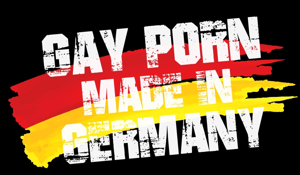 gay porn made in germany