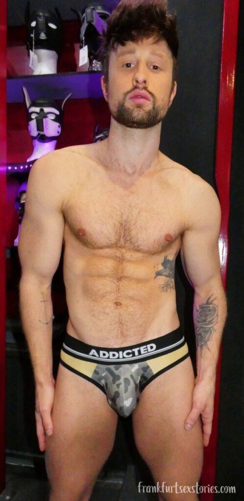 drew dixon gay porn actor in underwear