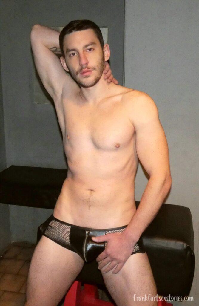 james huck gay porn actor