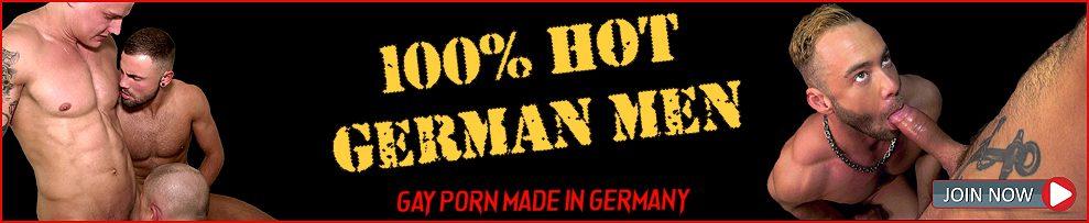 german hot men gay porn